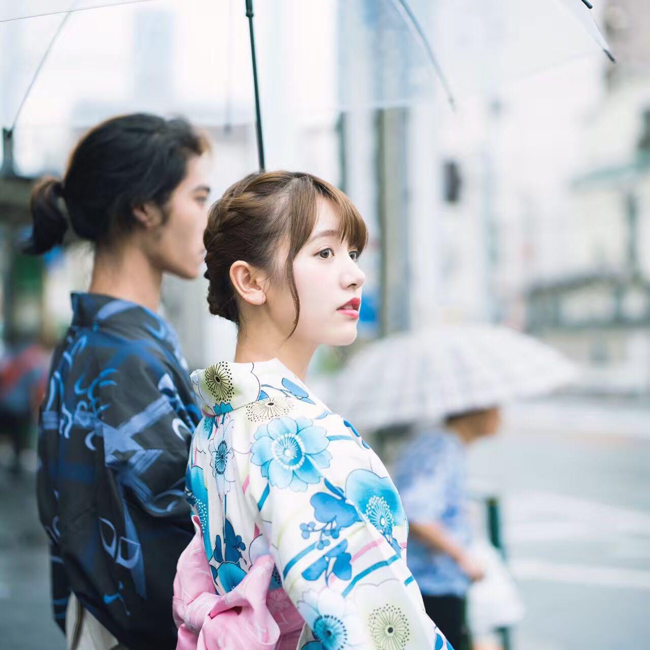 和服摄影跟拍/街拍/亲子照/个人写真